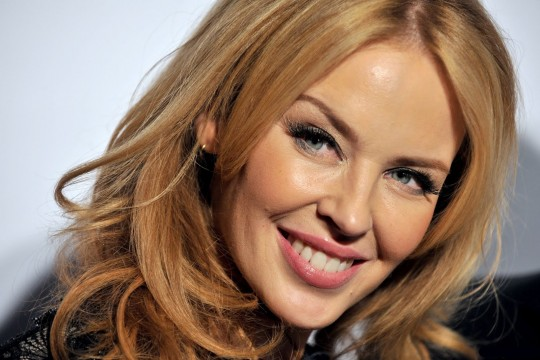Kylie Minogue Joins Dwayne Johnson In San Andreas