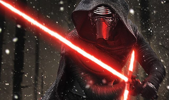 "Adam Driver Says Rian Johnson Is Cooking Up A ""Really Great"" Script For Star Wars: Episode VIII"