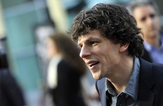 Jesse Eisenberg Hits The Red Carpet At The Now You See Me Canadian Premiere