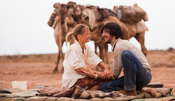 Mia Wasikowska Finds A Desert Wonderland In New Trailer For Tracks