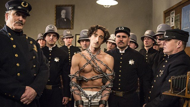 Adrien Brody Is Houdini In New Trailer For The History Channel Miniseries