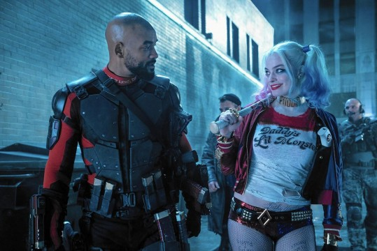 Go Up Close And Personal With The Suicide Squad In These New Posters