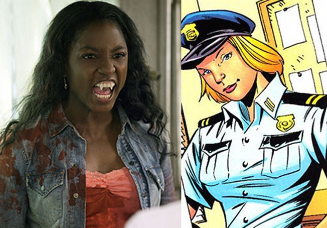 Enlisted Actor Parker Young Joins Arrow; Plus New Details On Rutina Wesley's Role