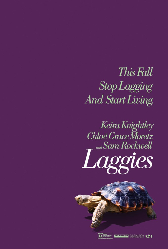 laggies poster1 Keira Knightley Is In Arrested Adolescence In New Trailer For Laggies