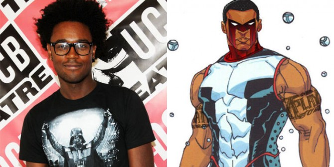 Echo Kellum To Become A Series Regular In Season 5 Of Arrow