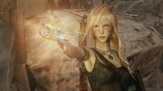 Tomb Raider Costume DLC Coming For Lightning Returns: Final Fantasy XIII