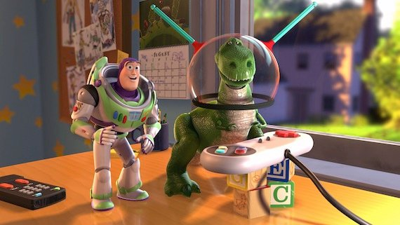 large toy story 2 blu ray2x Ranking The Films Of Pixar Animation Studios