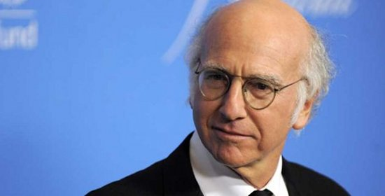 Larry David Joins The Three Stooges