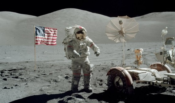 The Last Man On the Moon Review