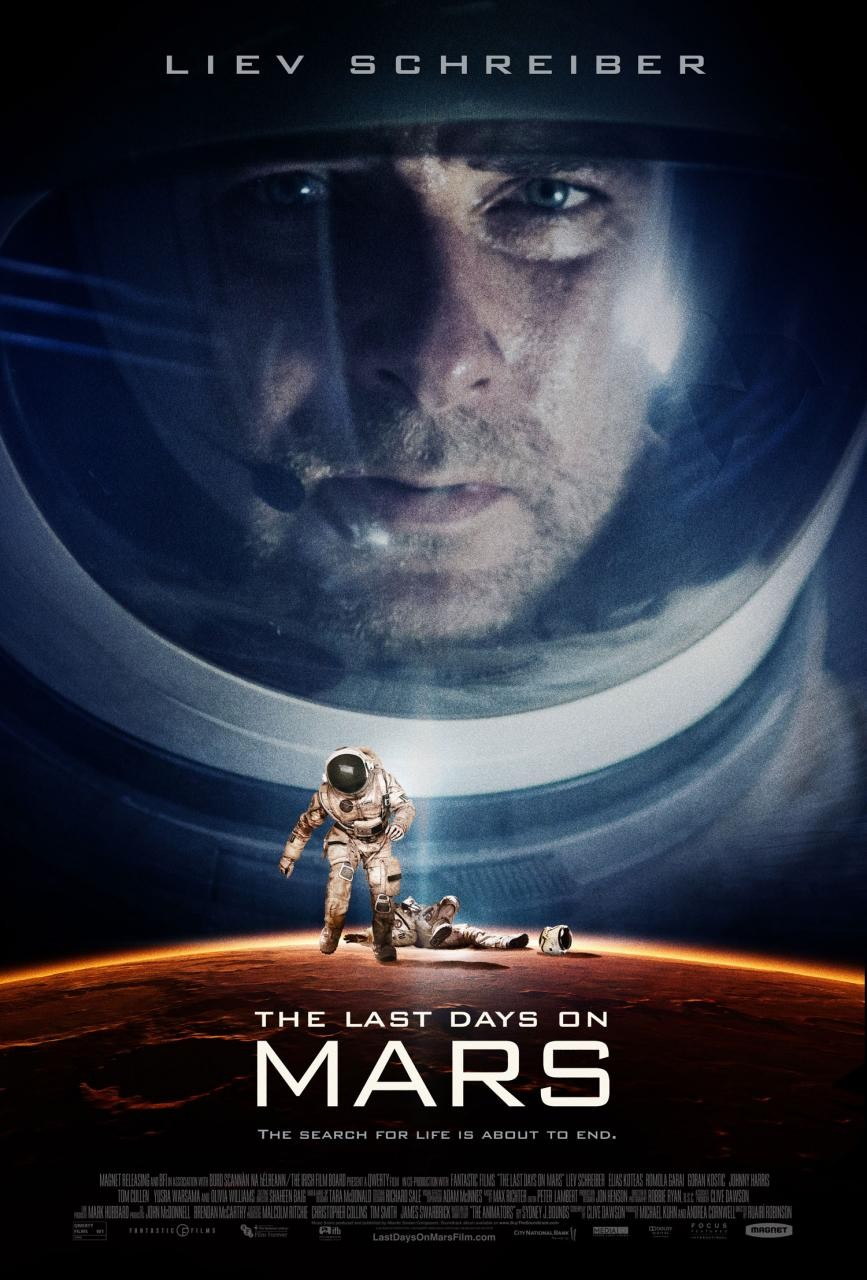 The Last Days On Mars Review