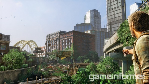 New Screens From The Last Of Us Reveal More About The Game