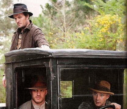 First Look At The Bondurant Brothers In Lawless