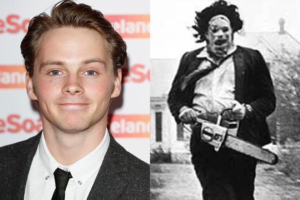 EastEnders' Sam Strike To Rev A Texas Chainsaw In Prequel Leatherface