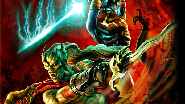 Legacy Of Kain's Resurrection May Have Been Revealed By AMD