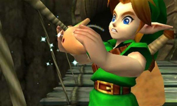 The Legend Of Zelda: Ocarina Of Time 3D Hands-On Preview