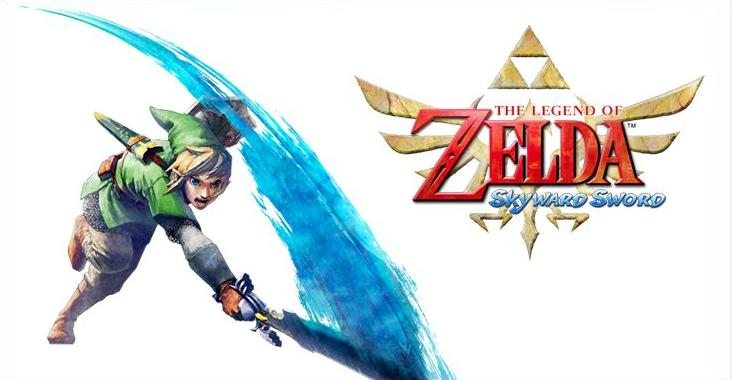 The Legend of Zelda: Skyward Sword Releasing Holiday 2011 Along with Gold Wii Remote