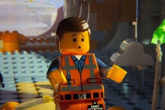 Meet Emmet In The Preview For The Lego Movie Trailer