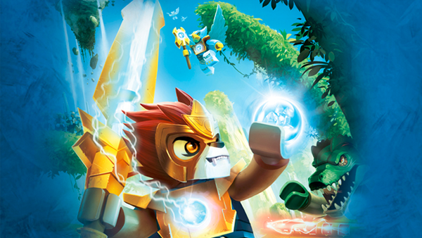 WB Interactive Announces LEGO Legends Of Chima Games
