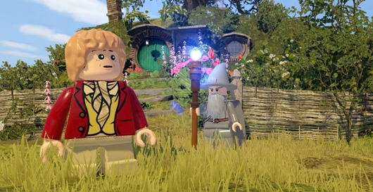 LEGO: The Hobbit Buddies Up In New Trailer