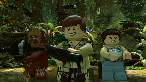 LEGO Star Wars: The Force Awakens Will Have Exclusive DLC On PlayStation Platforms