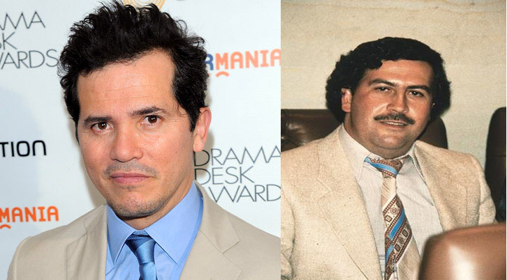 John Leguizamo Bought A $15,000 Fatsuit To Get Cast As Pablo Escobar In King Of Cocaine