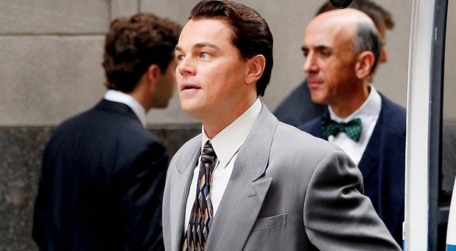 First Look At Leonardo DiCaprio In The Wolf Of Wall Street