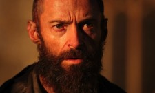 Hugh Jackman Goes All Broody As Jean Valjean In Les Miserables Poster