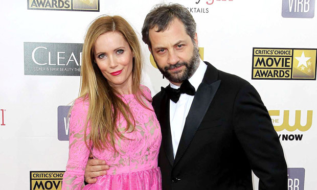 Leslie Mann And Judd Apatow Dropping Out Of Bad Moms