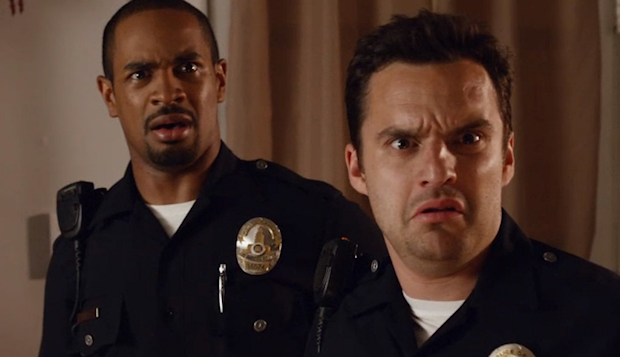 Let's Be Cops Gets A Second Red Band Trailer