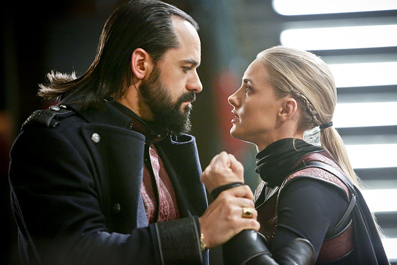Meet Vandal Savage's Daughter In Photos From Legends Of Tomorrow Episode 13