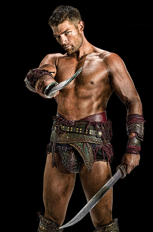 First Look At Spartacus: Vengeance