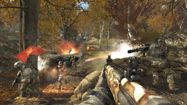 Play Call Of Duty: Modern Warfare 3 Free On Steam This Weekend