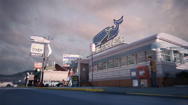 lifeisstrangediner