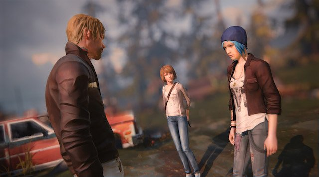 Life Is Strange: Episode 2 - Out Of Time Review