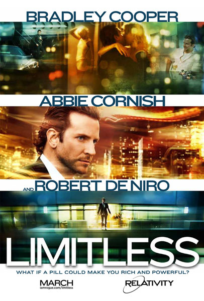 New Trailer For Limitless