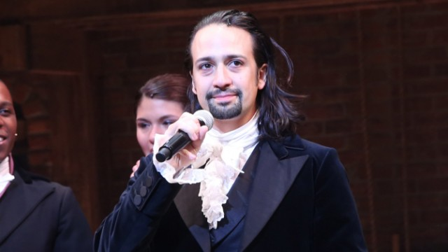 Broadway Star Lin-Manuel Miranda Plotting Secret Disney Movie With Zootopia Co-Director