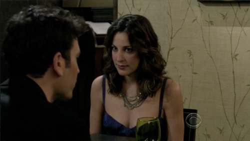 lindsay slone Ranking Ted Mosbys Girlfriends On How I Met Your Mother