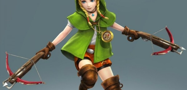 New Hyrule Warriors Legends Character Trailer Shows Linkle In Action