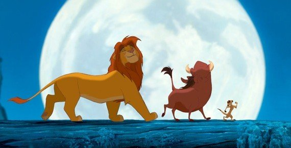 The Lion King Getting 3D Release