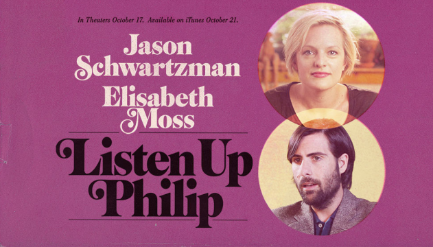 A Self-Involved Writer Gets Away From It All In Listen Up Philip Trailer