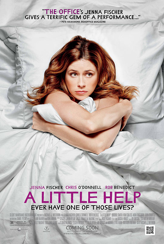 Watch Jenna Fischer In The Trailer For A Little Help