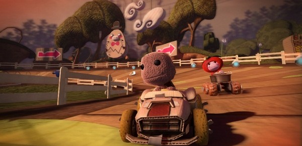 The First Wave Of Invites To Sony's LittleBigPlanet Karting Beta Will Go Out On July 10