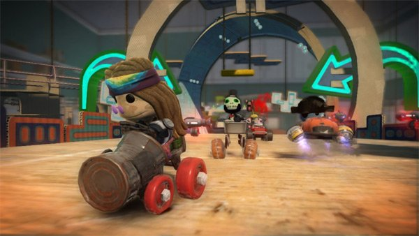 LittleBigPlanet Karting Review