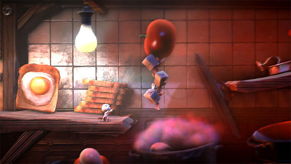 LittleBigPlanet PS Vita Gets A New Video And Release Date