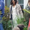 First Live By Night Set Photos Send Zoe Saldana And Ben Affleck Back To The Roaring '20s