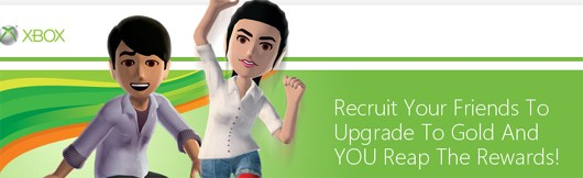 Refer A Friend To Xbox Live