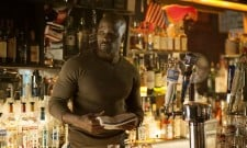 "Luke Cage Actor Mike Colter Says ""Sweet Christmas!"" For The First Time"