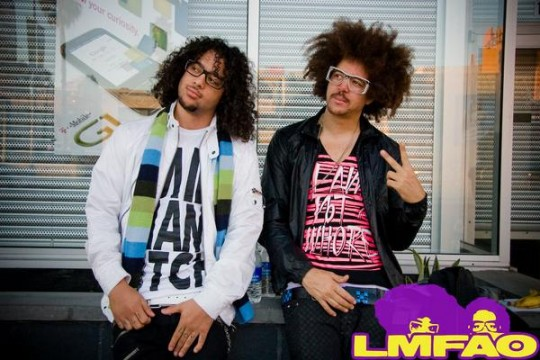 LMFAO  - Sorry For Party Rocking Review