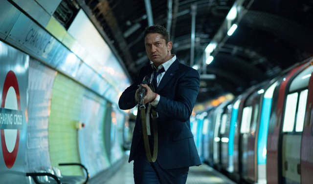 London Has Fallen And Gerard Butler Is Up Against It In New Images For Action Sequel