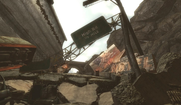 Fallout: New Vegas' Lonesome Road Is Now Open For Traffic